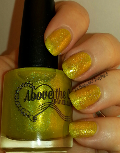 Above the Curve Banana to a Party | Be Happy And Buy Polish