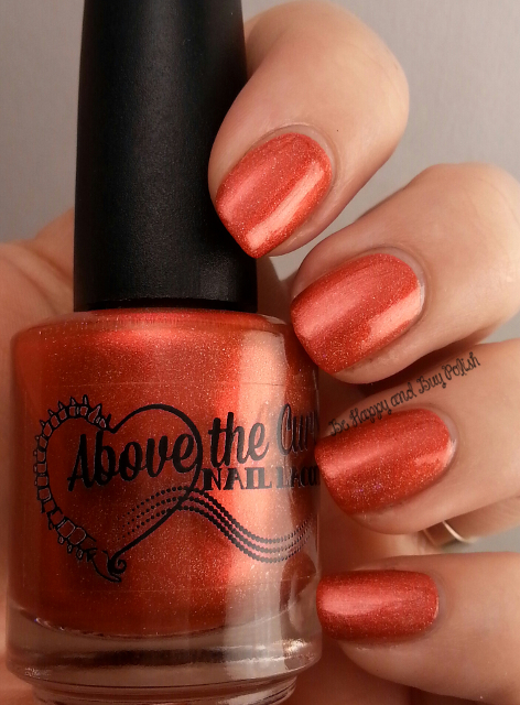 Above the Curve Donna | Be Happy And Buy Polish
