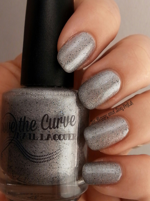 Above the Curve Don't Blink | Be Happy And Buy Polish