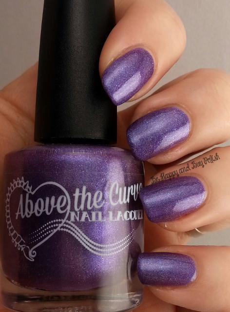 Above the Curve Pretend It's a Plan | Be Happy And Buy Polish