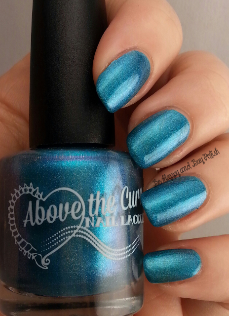 Above the Curve Tardis | Be Happy And Buy Polish