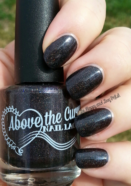 Above the Curve The Silence | Be Happy And Buy Polish