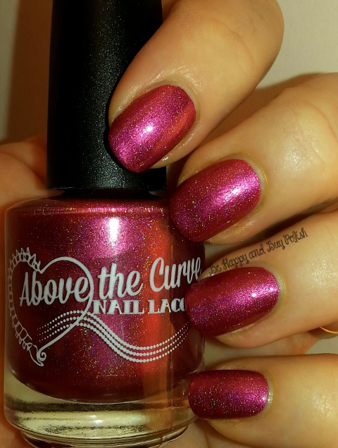 Above the Curve You Call Me Sexy | Be Happy And Buy Polish