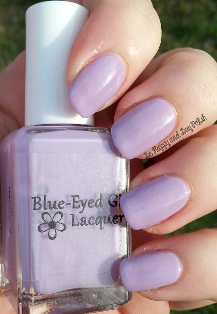 Blue Eyed Girl Lacquer Purple Phlox | Be Happy And Buy Polish