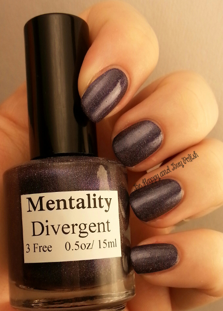 Mentality Divergent | Be Happy And Buy Polish