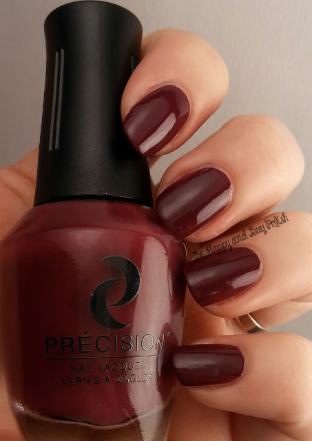 Précision Nail Lacquer I'd Love To Hate You | Be Happy And Buy Polish