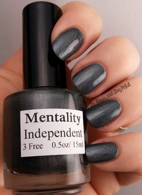 Mentality Independent | Be Happy And Buy Polish