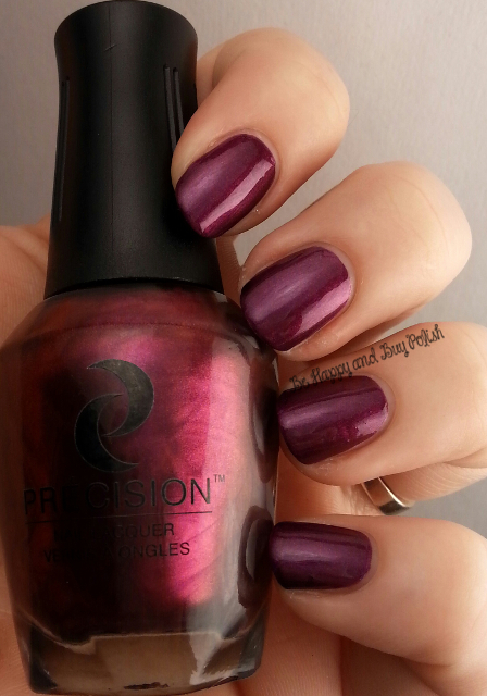 Précision Nail Lacquer Intoxicated | Be Happy And Buy Polish