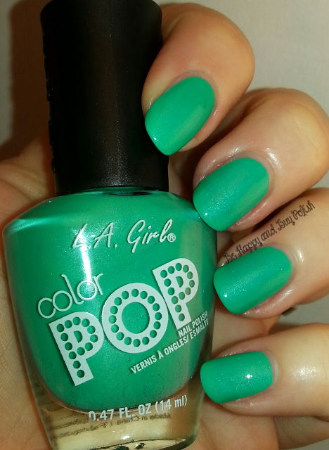 LA Girls Peacock | Be Happy And Buy Polish