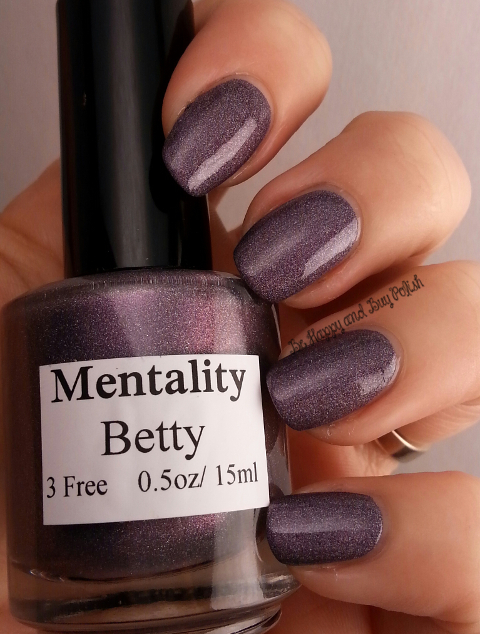 Mentality Betty (matte) | Be Happy And Buy Polish