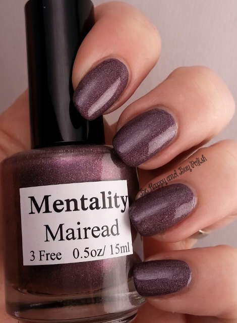 Mentality Mairead (matte) | Be Happy And Buy Polish