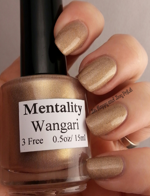 Mentality Wangari (matte) | Be Happy And Buy Polish