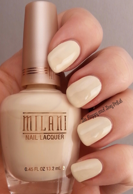 Milani Almond Bliss | Be Happy And Buy Polish