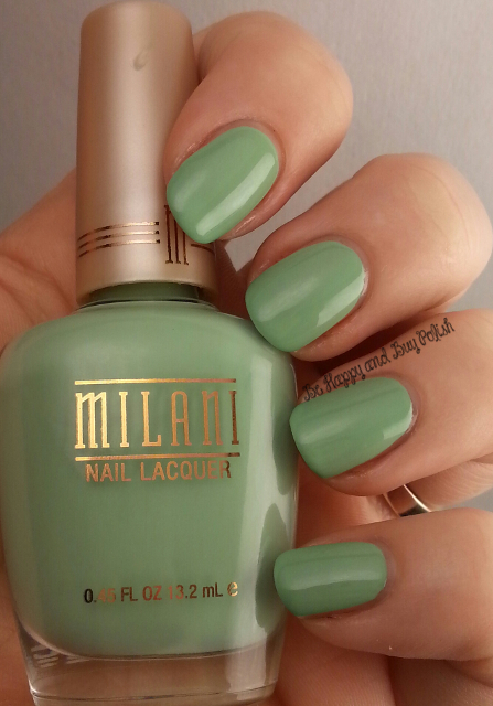 Milani Creamy Pistachio | Be Happy And Buy Polish