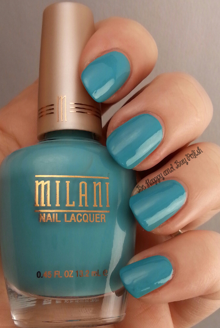 Milani Peacock | Be Happy And Buy Polish