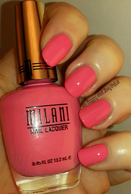 Milani Splendid Strawberry | Be Happy And Buy Polish