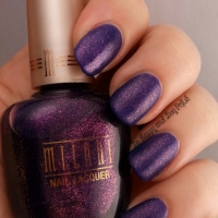 Milani Nail Lacquer swatches + review