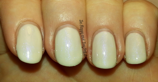 Orly Naked Canvas | Be Happy And Buy Polish