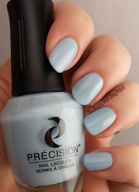 Précision Nail Lacquer On Cloud 9 | Be Happy And Buy Polish