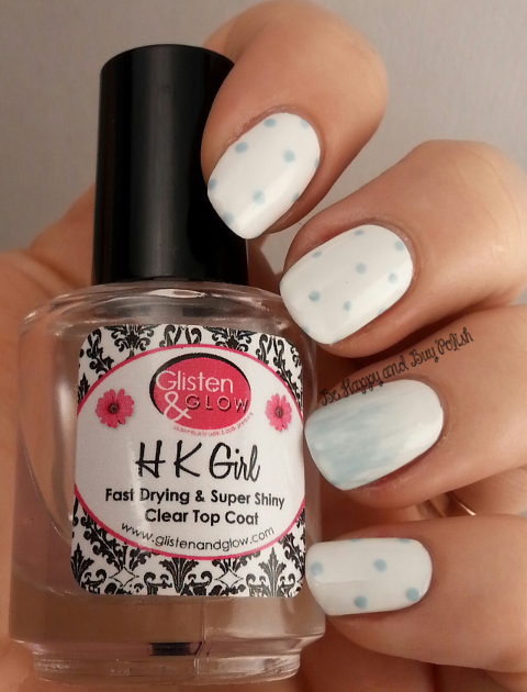 Sinful Colors Snow Me White, Précision Nail Lacquer On Cloud 9 | Be Happy And Buy Polish