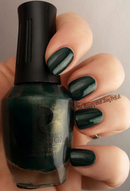 Précision Nail Lacquer Poison Ivy | Be Happy And Buy Polish