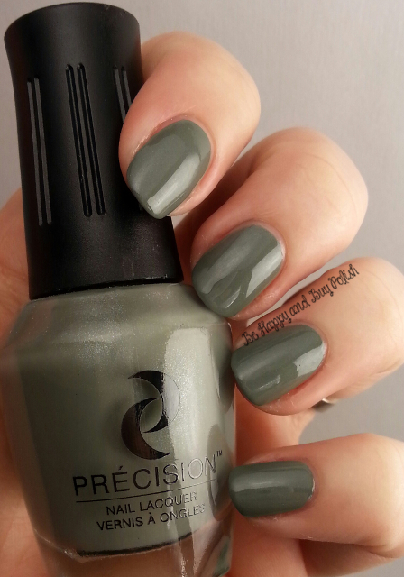 Précision Nail Lacquer Sage | Be Happy And Buy Polish
