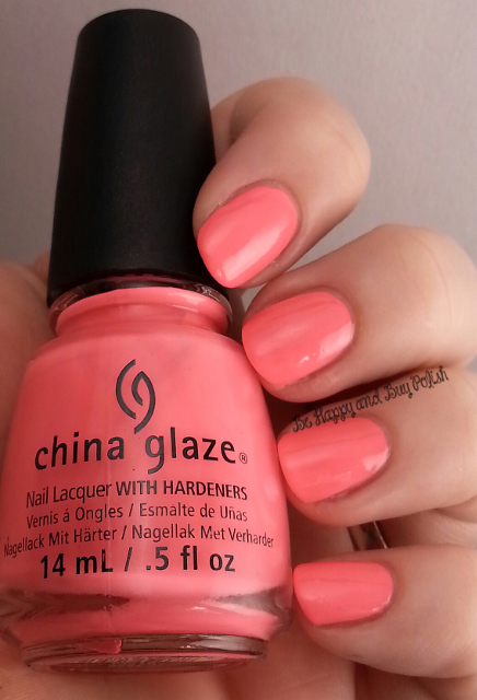 China Glaze nail polish City Flourish collection (partial ...