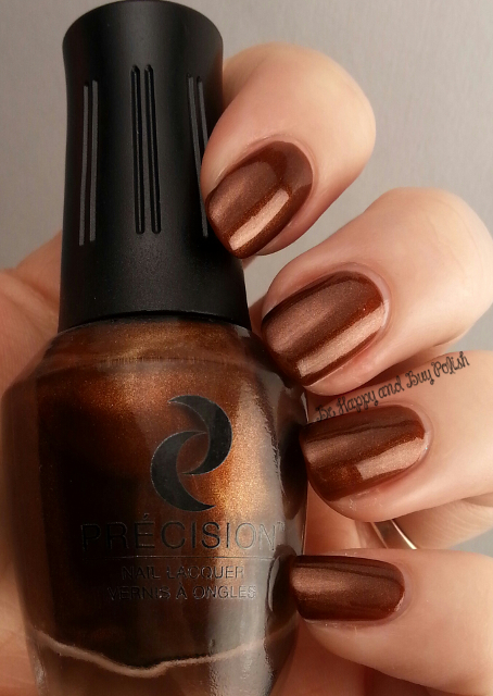 Précision Nail Lacquer Toxic Wast-ing My Time   Be Happy And Buy Polish