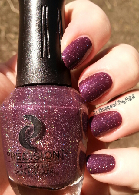 Précision Nail Lacquer Twilight Zone | Be Happy And Buy Polish