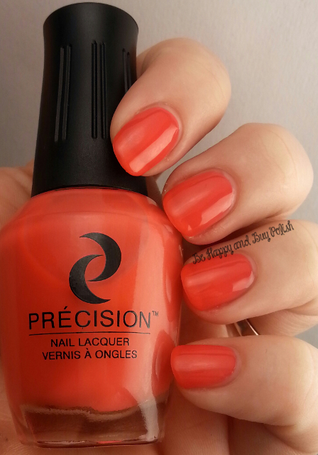 Précision Nail Lacquer Wait a Melon for Me | Be Happy And Buy Polish