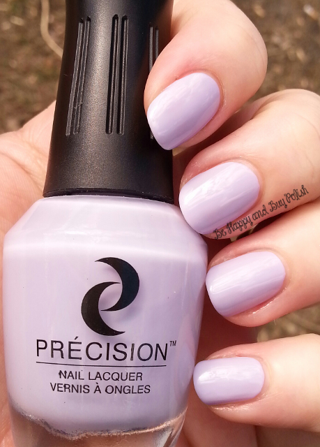 Précision Nail Lacquer Walking on Air | Be Happy And Buy Polish