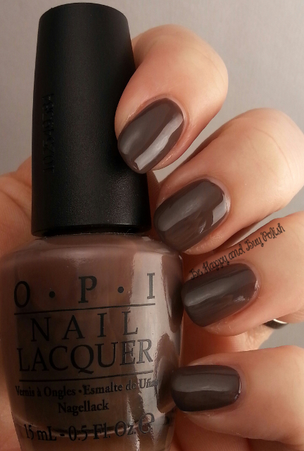 Précision Nail Lacquer You're In De-Nile River, OPI You Don't Know Jacques | Be Happy And Buy Polish