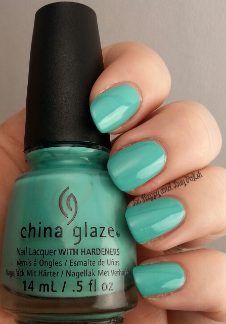 China Glaze Aquadelic | Be Happy And Buy Polish