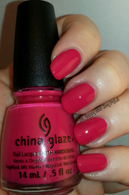 China Glaze Heli-yum | Be Happy And Buy Polish