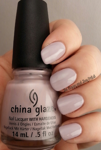 China Glaze Light as Air | Be Happy And Buy Polish