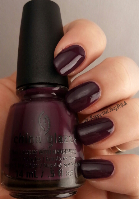 China Glaze Urban Night | Be Happy And Buy Polish