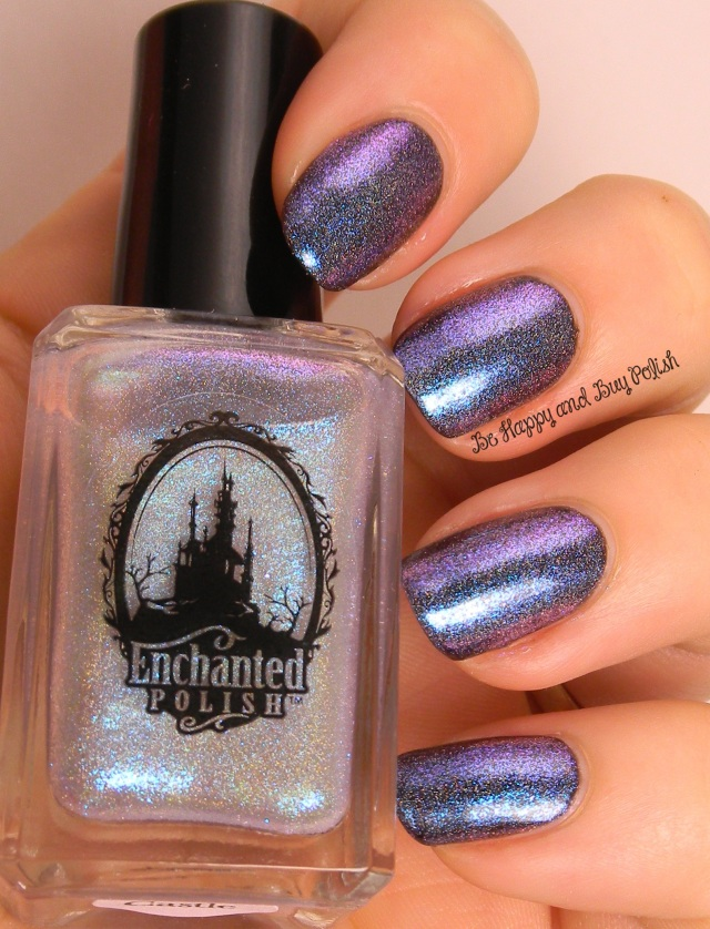 Enchanted Polish Ice Castle over Above the Curve The Silence | Be Happy And Buy Polish