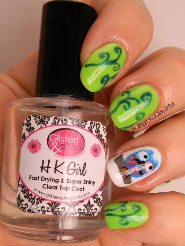 Fancy Owl | Be Happy And Buy Polish
