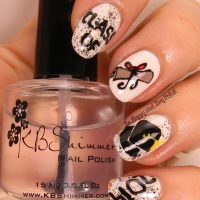 Celebrate the Occasion Nail Art Challenge: Graduations
