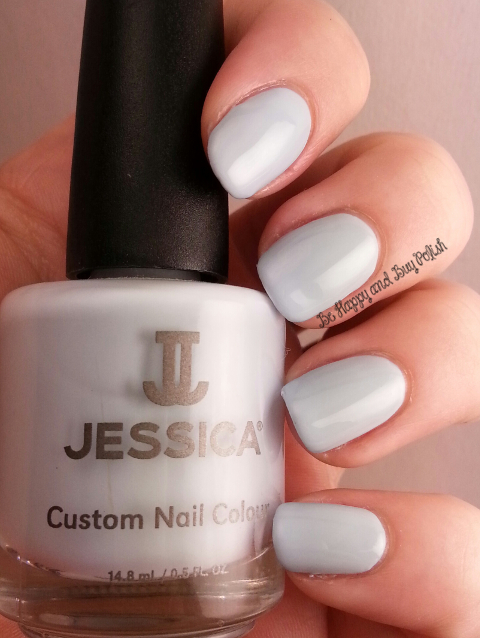 Jessica Barely Blueberry | Be Happy And Buy Polish