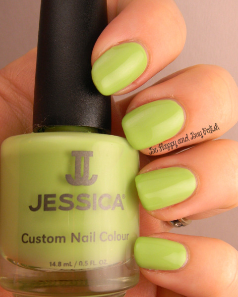 Jessica Lime Cooler | Be Happy And Buy Polish