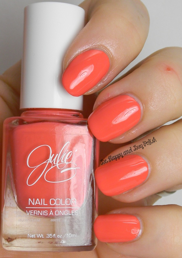 JulieG Miami Beach | Be Happy And Buy Polish