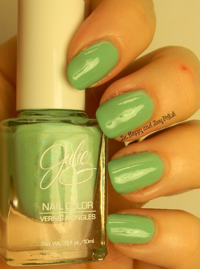JulieG Tahiti | Be Happy And Buy Polish