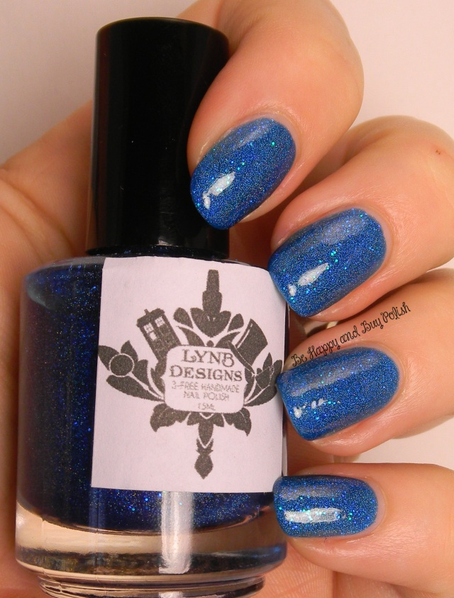 LynBDesigns Absolutely Absolem | Be Happy And Buy Polish