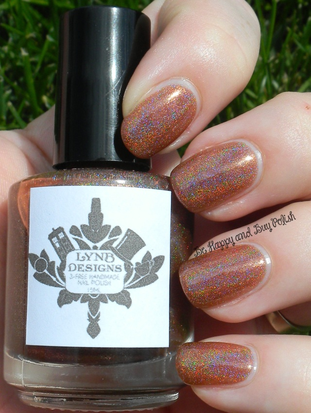 LynBDesigns I'm Not Myself You See | Be Happy And Buy Polish
