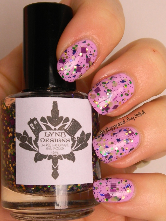 LynBDesigns Of Cabbages and Kings over Color Club Wicker Park | Be Happy And Buy Polish