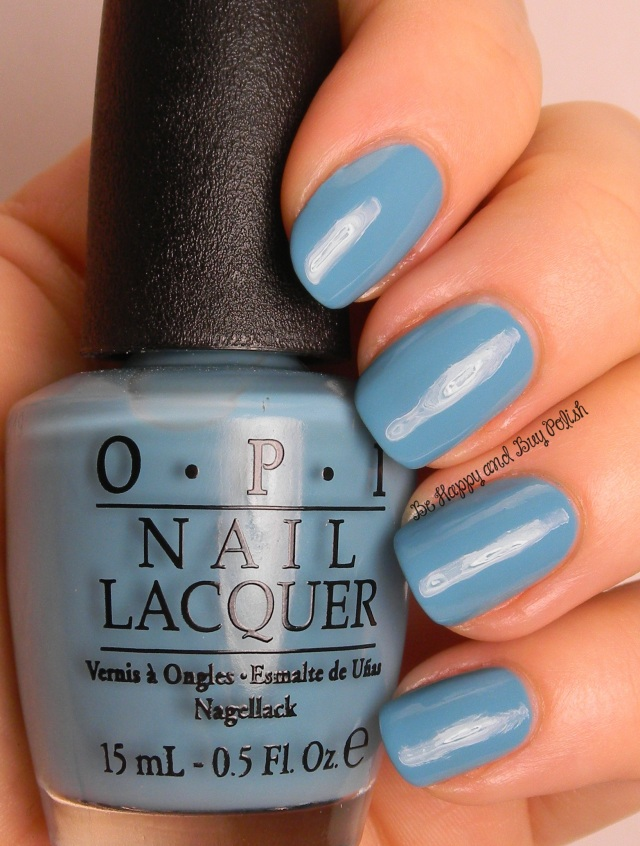 OPI Can't Find My Czechbook | Be Happy And Buy Polish