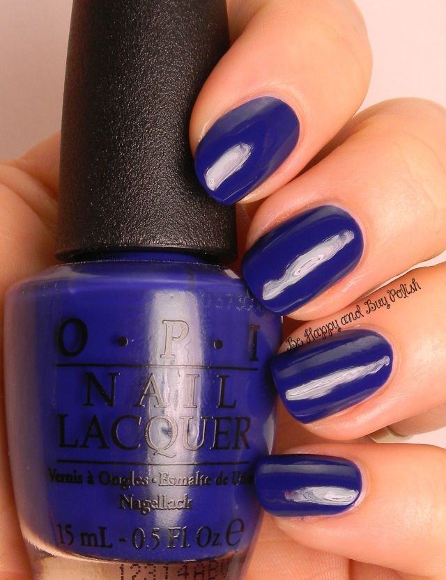 OPI Eurso Euro | Be Happy And Buy Polish