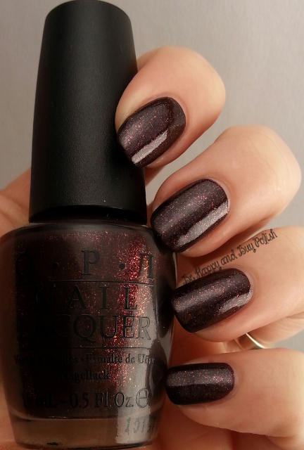 OPI Tease-y Does It | Be Happy And Buy Polish