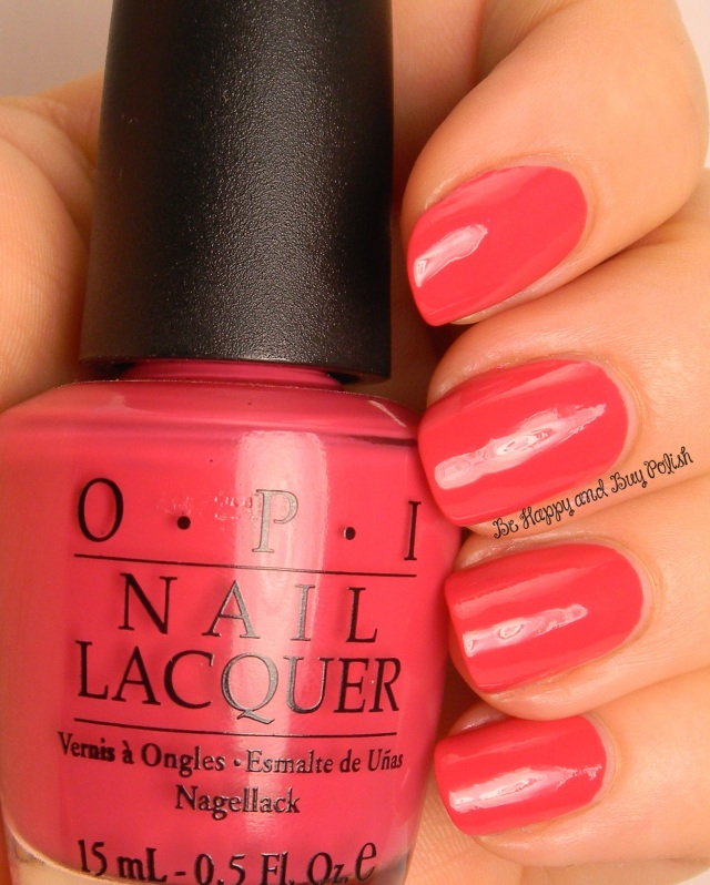 OPI You're a Pisa Work | Be Happy And Buy Polish